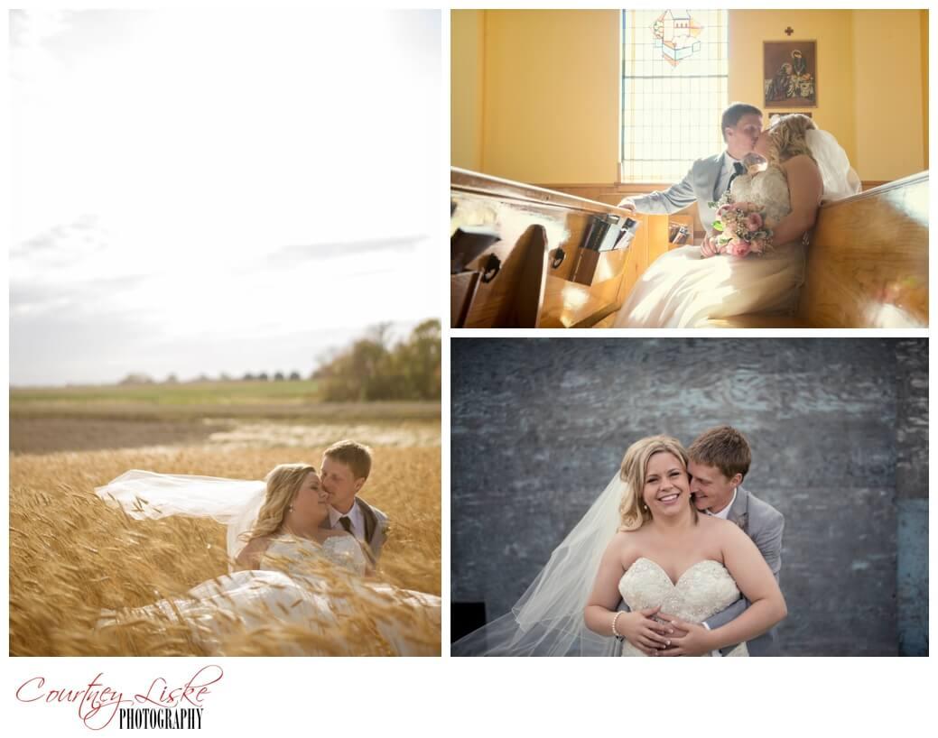 Stephen & Sara - Regina Wedding Photography - Courtney Liske Photography