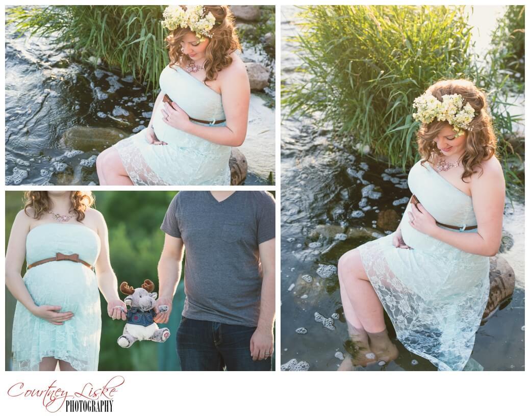 Amy Maternity - Regina Family Photographer - Courtney Liske Photography