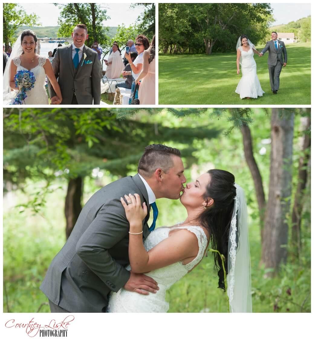 Johnny & Rene - Regina Wedding Photographer - Courtney Liske Photography