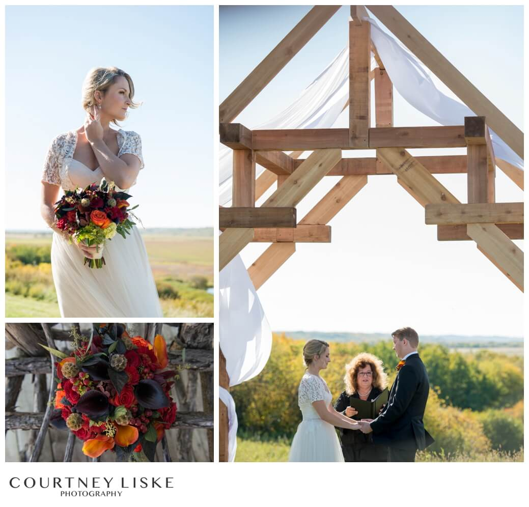 Matt & Katie - Regina Wedding Photographer - Courtney Liske Photography