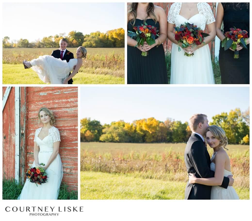 Matt & Katie - Regina Wedding Photographer - Courtney Liske Photography