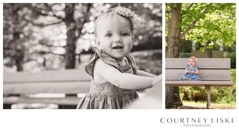 Avonlea is One - Courtney Liske Photography - Regina Family Photographer - Avonlea