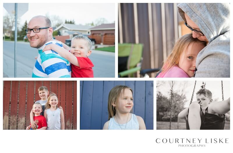 This Isn't Africa - Courtney Liske Photography - Regina Photographer - Family