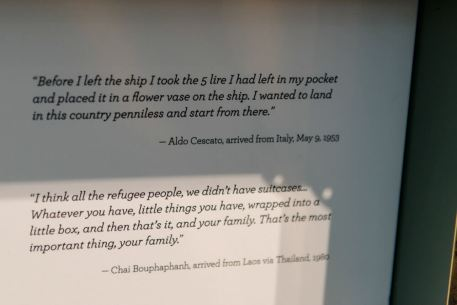 Regina Family Photographer - Government House - Canadian Immigrant Feature Exhibit
