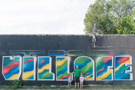 Regina Family Photographer - Cathedral Village