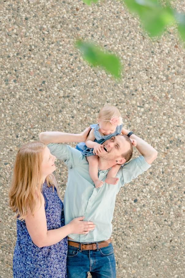 Regina Family Photographer - Avonlea on Shoulders