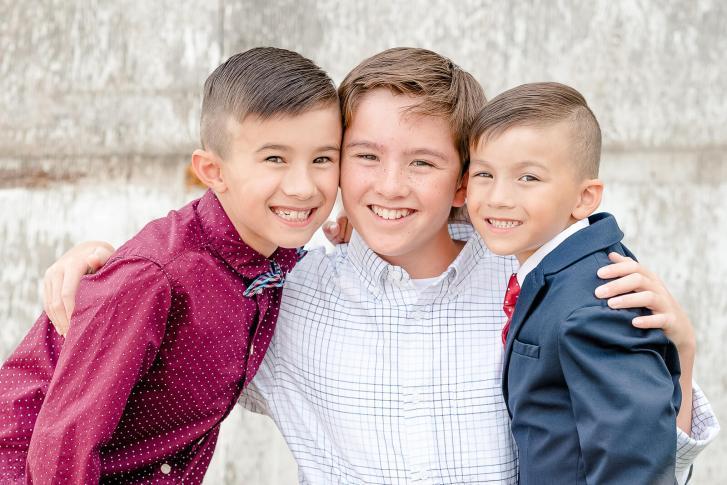 Regina Family Photographer - Glasspell Boys