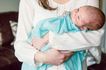 Regina Newborn Photographer - Connor