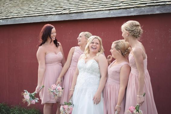 Regina Wedding Photographer - Sara & Bridesmaids