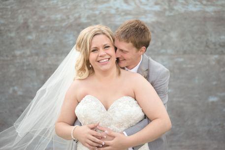 Regina Wedding Photographer - Stephen & Sara - Wrap arms around
