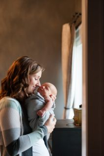 Newborn photography in Waldheim with Courtney Liske Photography