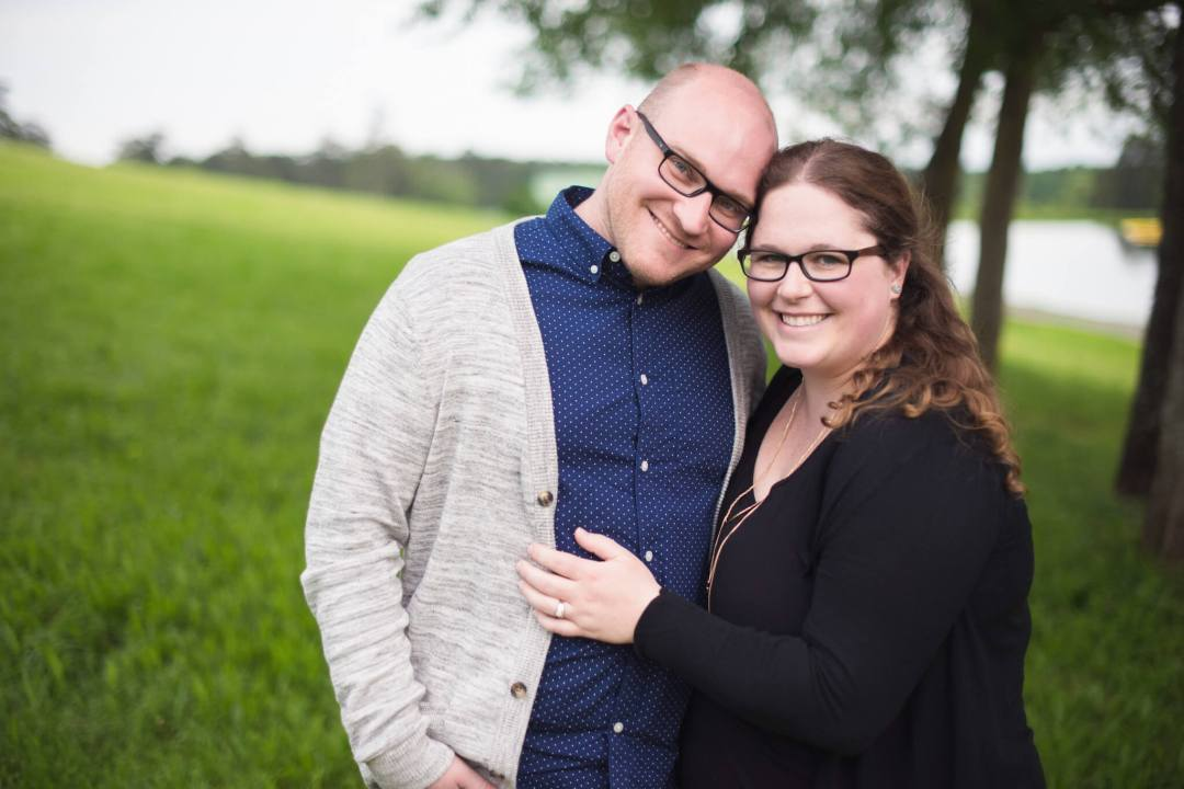 Cam & Courtney Liske - husband and wife wedding photography team from Regina, Saskatchewan
