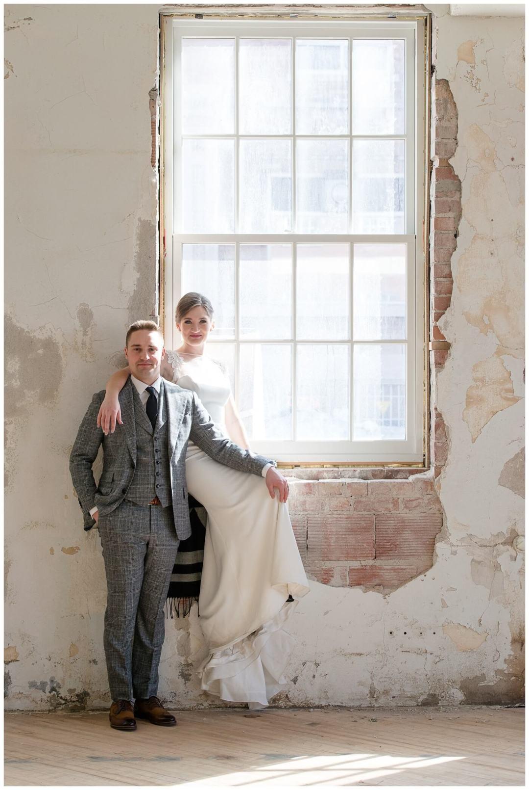 Mark & Kyra - Wedding - 11 - Mark & Kyra - Classic Pose