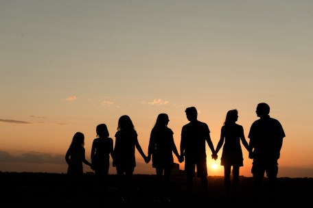 Regina Lifestyle Photographer - Illingworth - Sunset silhouette