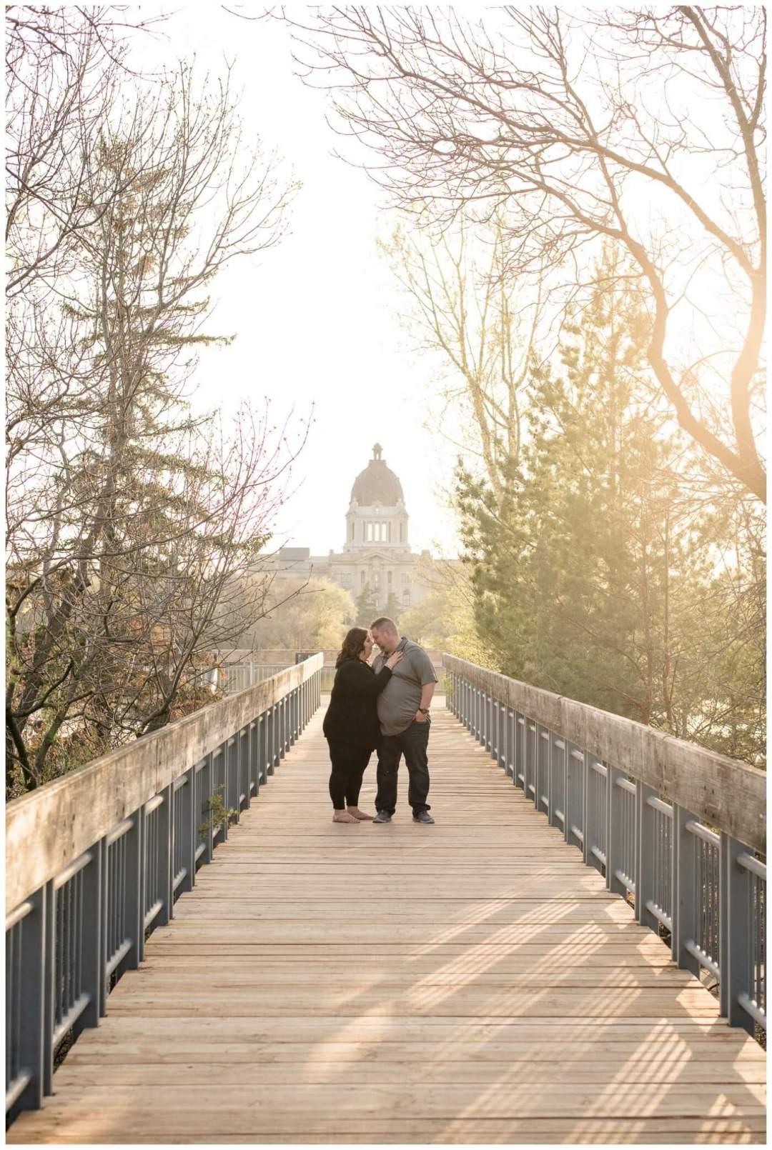 Regina Engagement Photographer - Scott-Ashley - Trafalgar Outlook - Wascana Centre
