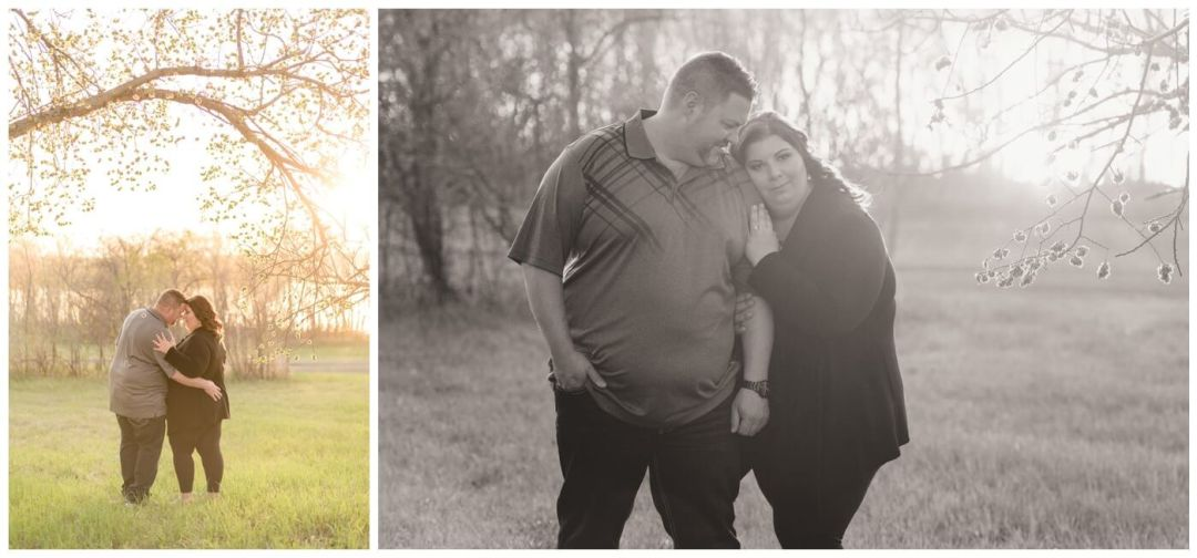 Regina Engagement Photography - Scott-Ashley - Douglas Park