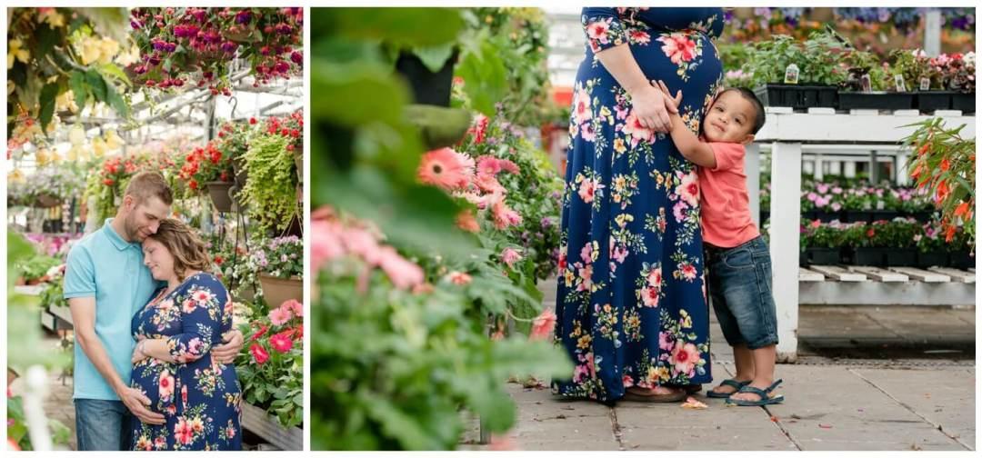 Regina Family Photography - Justin-Charissa-Jonah - Regina Dutch Growers