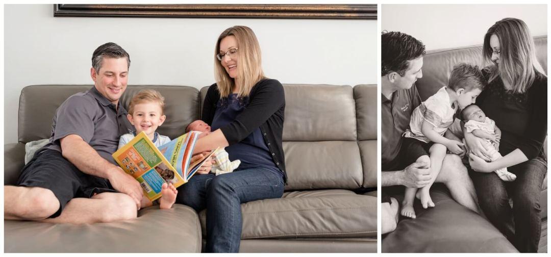 Regina Family Photography - Monteyne Family-Miller-Tyler-Jennifer-Olsen - Pilot Butte acreage