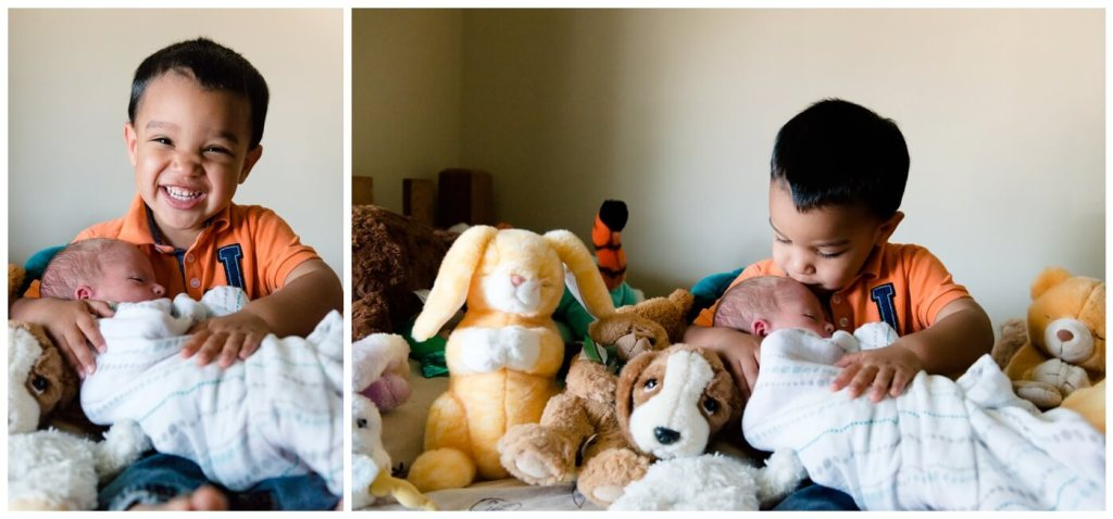 Regina Newborn Photographer - Avery In-home newborn session
