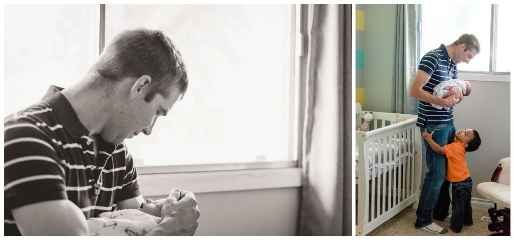 Regina Newborn Photography - Avery-Justin-Jonah - In home newborn session