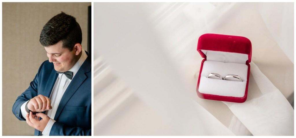 Regina Wedding Photographer - Luke - Groom Preparation
