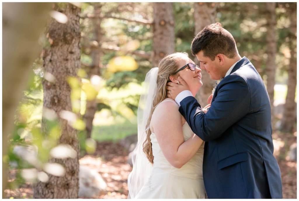 Regina Wedding Photographer - Luke-Tori - Trees