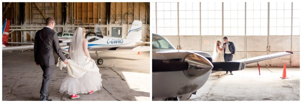 Regina Wedding Photographers - Luke-Tori- Regina Flying Club