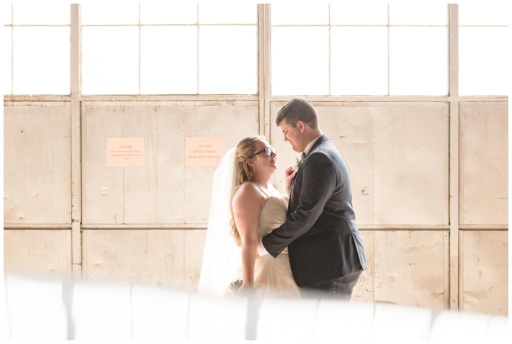 Regina Wedding Photography - Luke-Tori - Regina Flying Club hangar