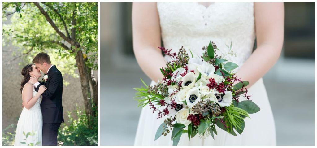 Regina Wedding Photography - Cory-Kelsey - Gales Florist
