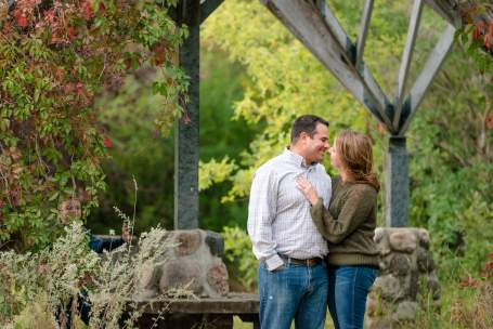 Kyle & Richelle Favel - Family Session at Wakamow Park
