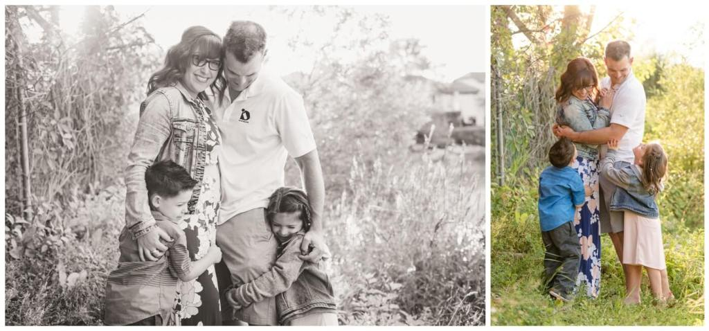 Regina Family Photographer - Mountenay Family - Lakewood Park