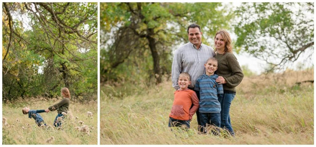 Regina Family Photography - Favel Family - Kyle-Richelle-Ty-Jace - Wakamow Valley Park - Moose Jaw
