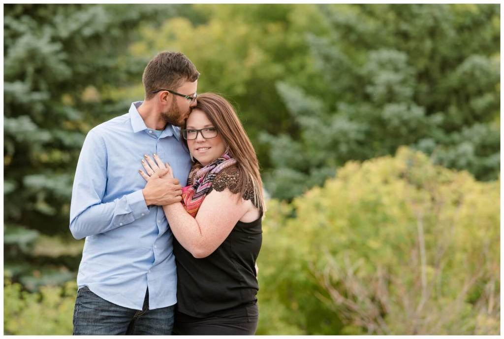 Regina Wedding Photographer - Allie-Nathan - Valley Engagement - Fall Engagement