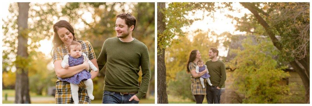 Regina Family Photographer - Popescu Family - Fall Family Session - Wascana Park