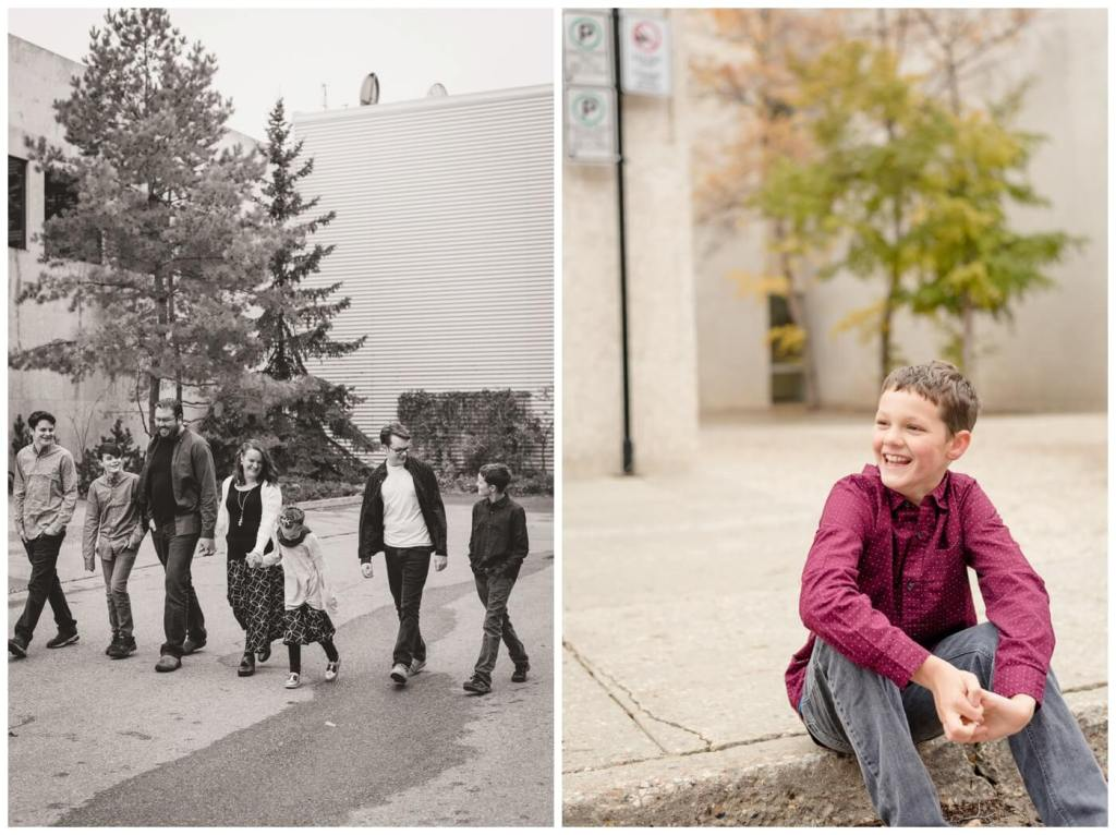 Regina Family Photographers - Butler Family - Susan-Matt-Josiah-Lucas-Caris-Aaron-Nathan - Fall Family Session - Wascana Park