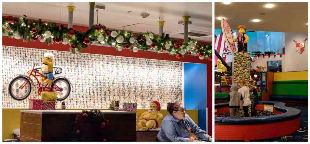 Regina Family Photography - Legoland California - Liske Family Travels - Legoland Hotel Lobby