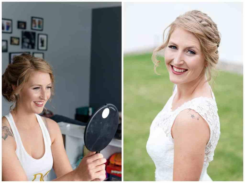 Regina Wedding Photography - La Beaute by Samantha - Regina Makeup Artist - Bridal Makeup Regina