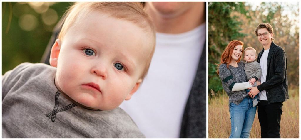 Regina Family Photography - McFie family - 001 - GQ face Benson