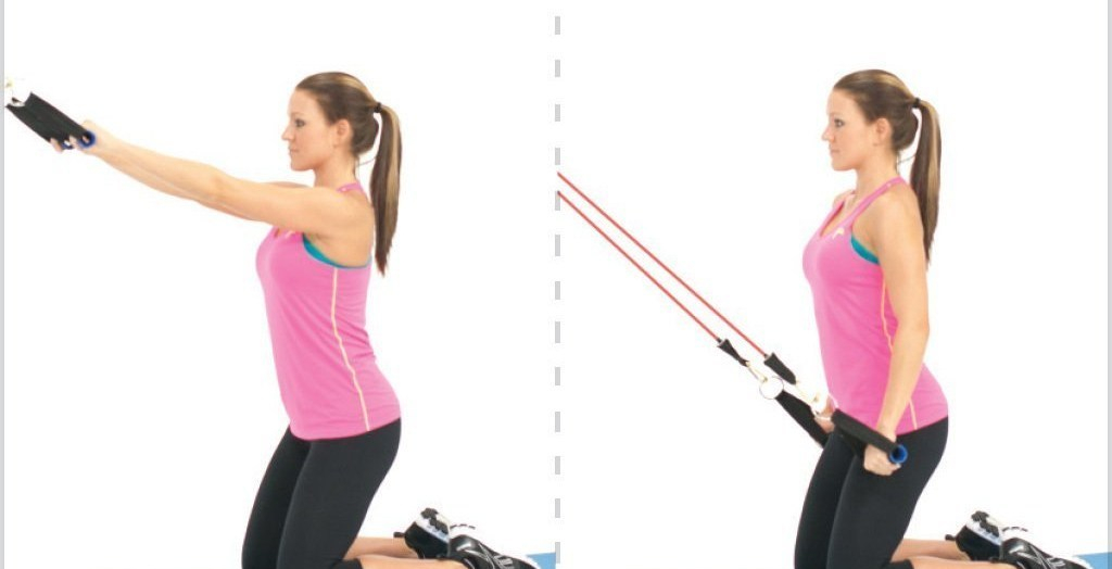 lat extension resistance bands