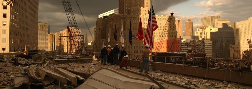 ground zero on 911
