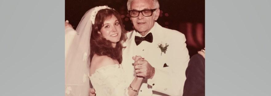 My hero was my dad