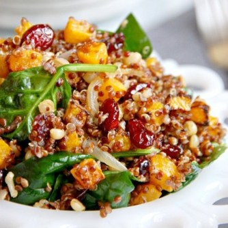 This image has an empty alt attribute; its file name is Warm-Roasted-Butternut-Squash-and-Quinoa-Salad-3702638347-1576602590868.jpg