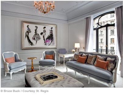 St Regis Hotel, Dior Suite