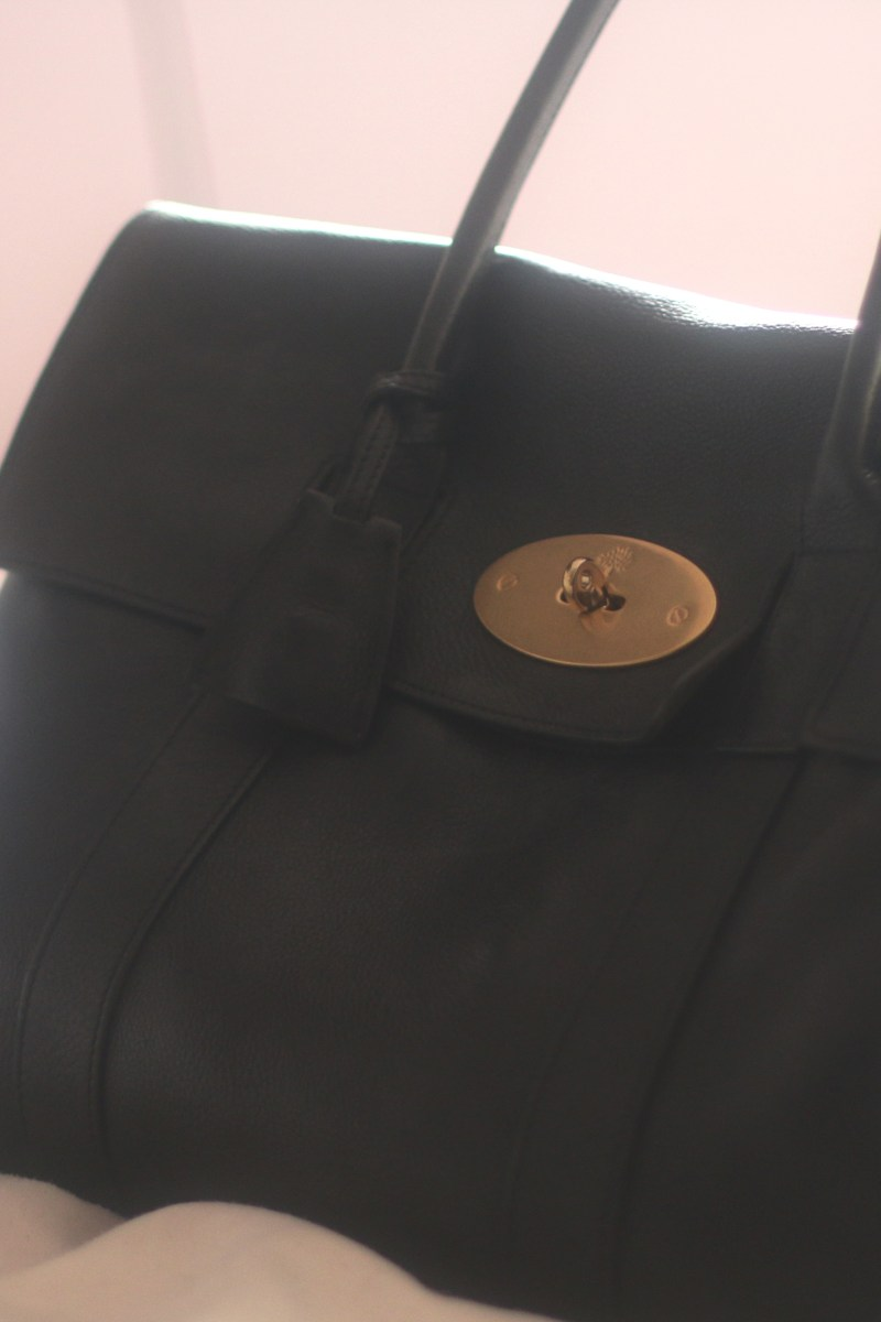 What's in my bag? Mulberry Bayswater