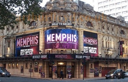 Memphis the Musical Review