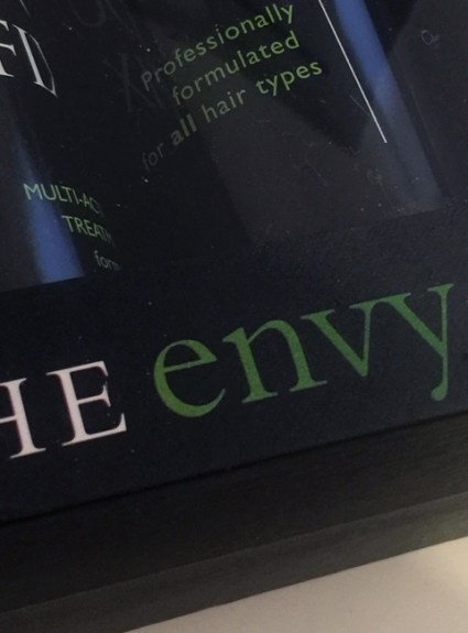 Salon Results at Home: Envy Haircare