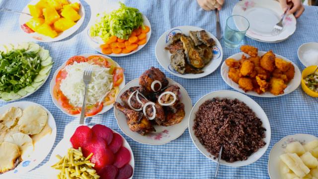 El Paraiso Lunch Cuba