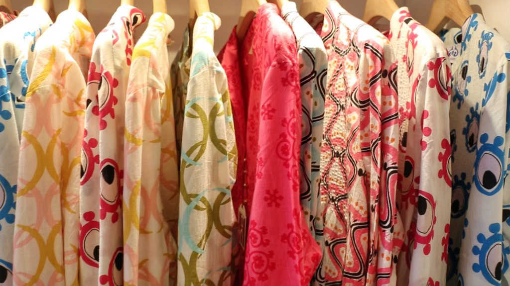 Positano Shopping Guide Caftans at Le Sirenuse