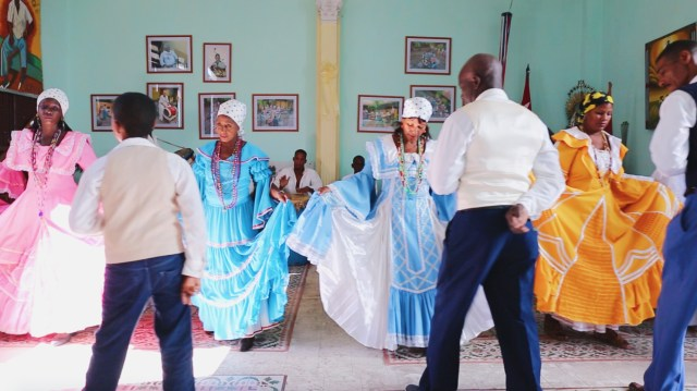 Tumba Francesa Santiago Cuba