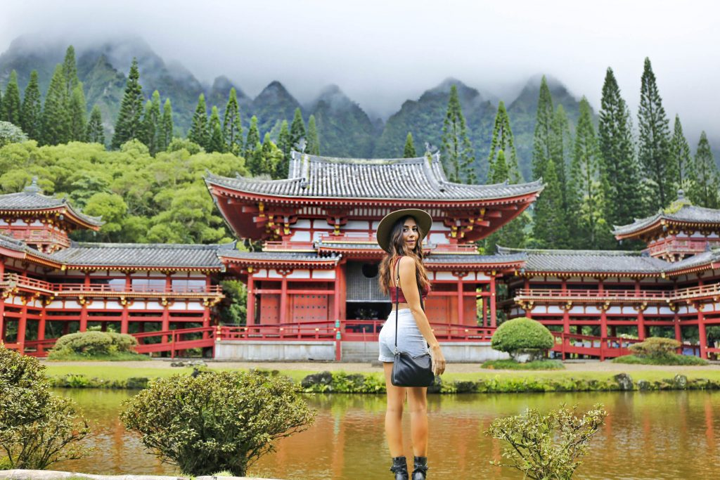 Byodo-In-Temple-Oahu-Courtney-Scott